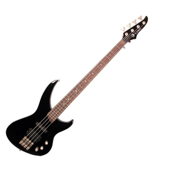 DEAN / AND DCB RAV/Andromeda Opaque Bass Raven W/bag/LUNA