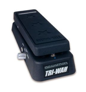 ROCKTRON / TRIWAH WAH/Педаль эффектов WAH; режимы Normal, Classic, Bass
