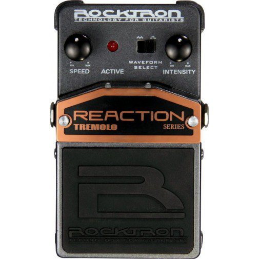 ROCKTRON / REACTION TREMOLO/Педаль эффектов TREMOLO